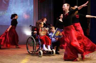 В Республике Коми прошел фестиваль творчества детей с ограниченными возможностями