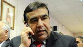 Министр образования Республики Таджикистан Абдуджабор Рахмонов. Архив